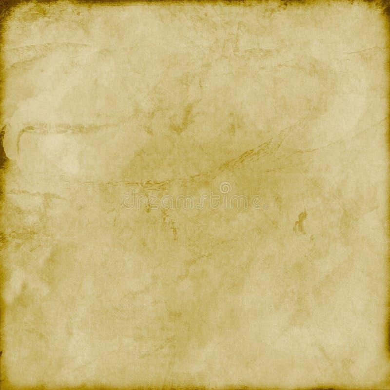 Papel de la vendimia de Grunge fotografía de archivo