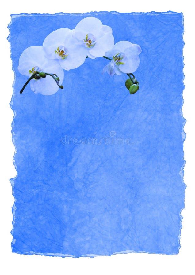 Papel de letra Hand-made fotos de stock