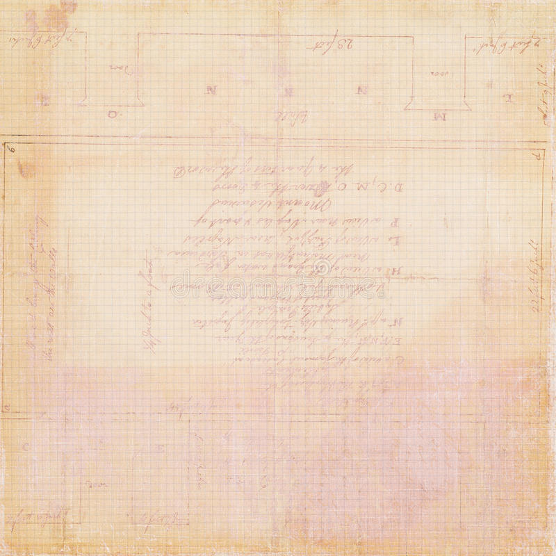 Download Papel De Livro- Antigo Sujo Do Vintage Foto de Stock - Imagem de afligido, scrapbook: 26515968