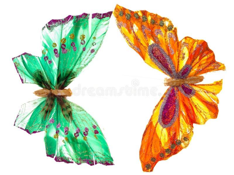 Papel de Mariposa ilustração stock