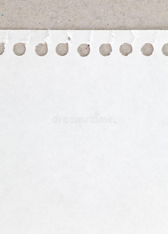 Download Papel de nota blanco imagen de archivo. Imagen de carta - 41905233