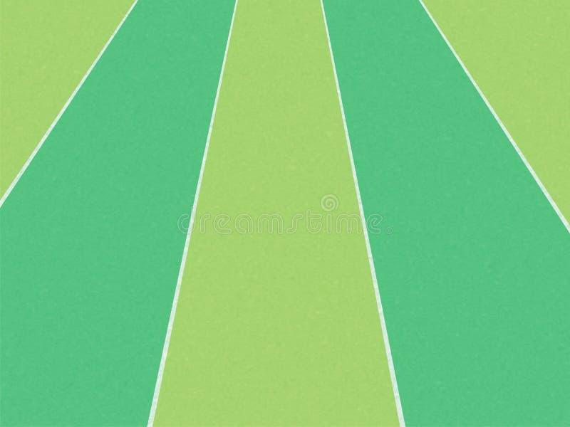 Papel de parede à terra verde de Collor da arte fotografia de stock royalty free