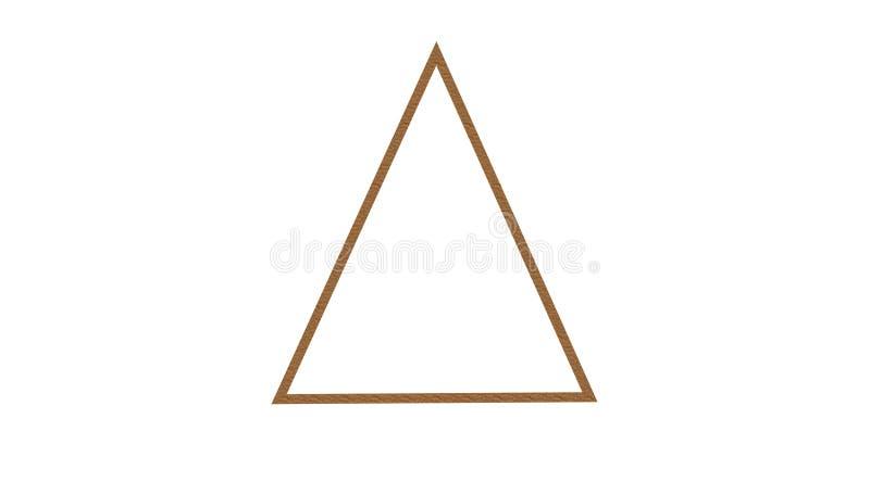 Papel de parede abstrato do triângulo alinha fundos Fundo geométrico da arte imagens de stock royalty free