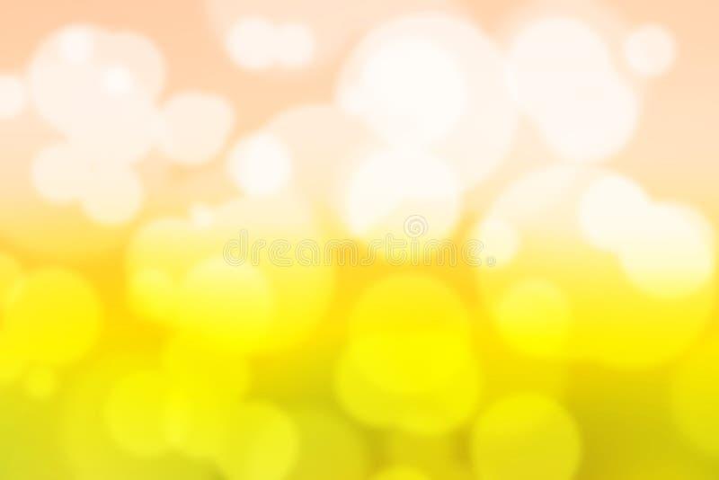 Papel de parede borrado colorido do fundo colorido de Bokeh foto de stock