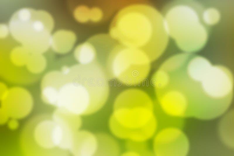 Papel de parede borrado colorido do fundo colorido de Bokeh imagem de stock