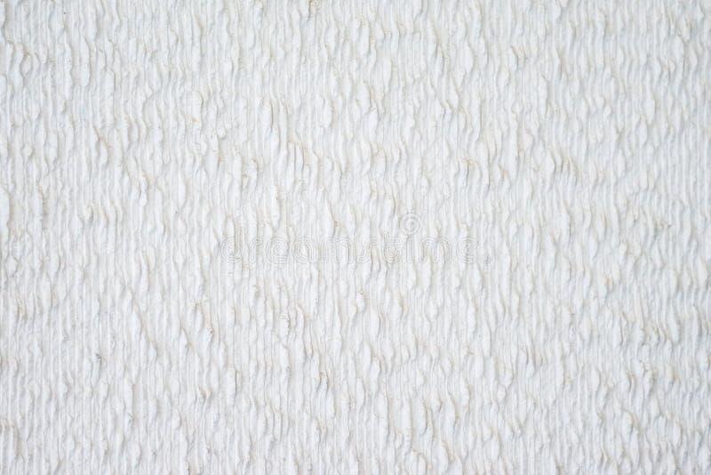 Papel de parede branco clássico da textura fotos de stock