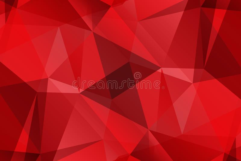 Papel de parede brilhante Textura geométrica Teste padrão colorido Conceito creativo ilustração stock