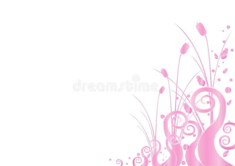 Papel de parede cor-de-rosa fotos de stock