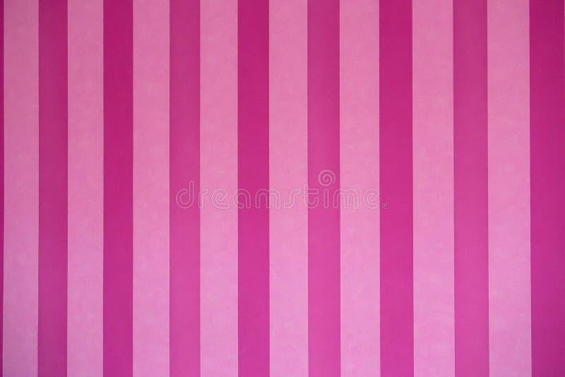 Papel de parede cor-de-rosa imagem de stock