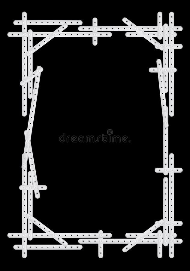 Papel de parede creativo ilustração do vetor
