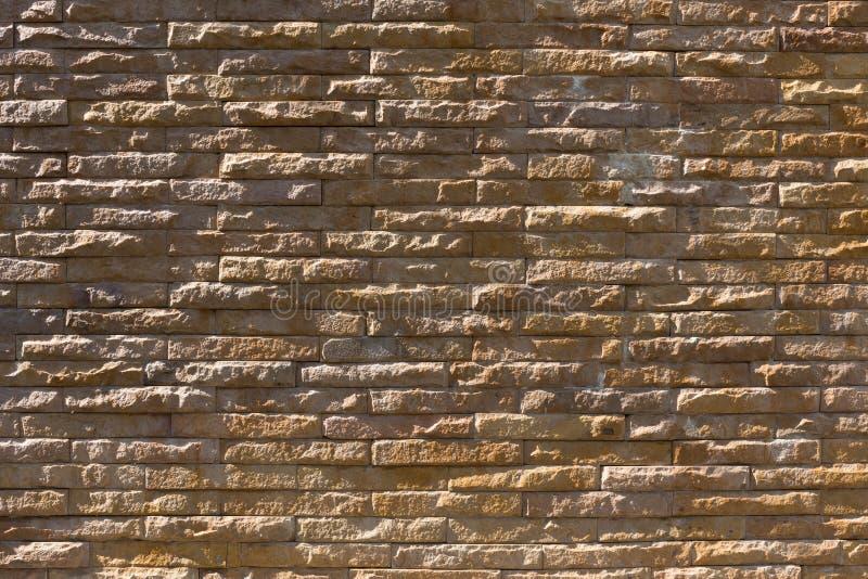 Papel de parede da decoração interior de parede de tijolo fotografia de stock