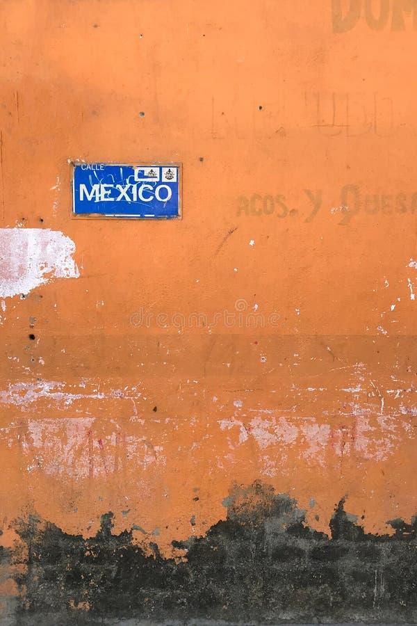 Papel de parede da textura de México imagem de stock