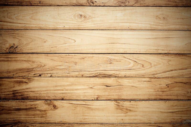 Papel de parede de madeira do fundo da textura das pranchas foto de stock