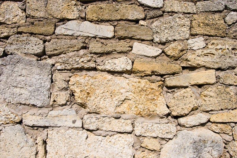 Papel de parede de pedra foto de stock