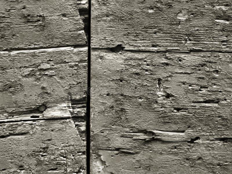 Papel de parede de superfície de madeira áspero imagens de stock
