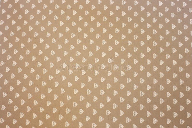 Papel de parede do álbum de recortes como um fundo fotografia de stock