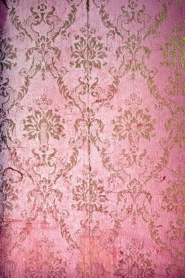 Papel de parede do vintage ilustração do vetor