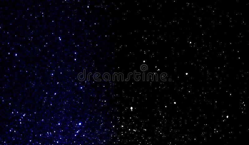 Papel de parede protegido azul do brilho e preto textured do fundo imagens de stock
