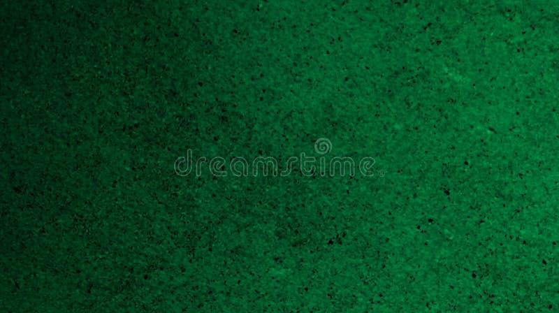 Papel de parede textured do fundo da parede preta da cor verde Ilustração do vetor ilustração stock