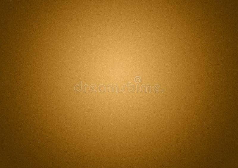 Papel de parede textured do fundo do projeto do ouro foto de stock royalty free