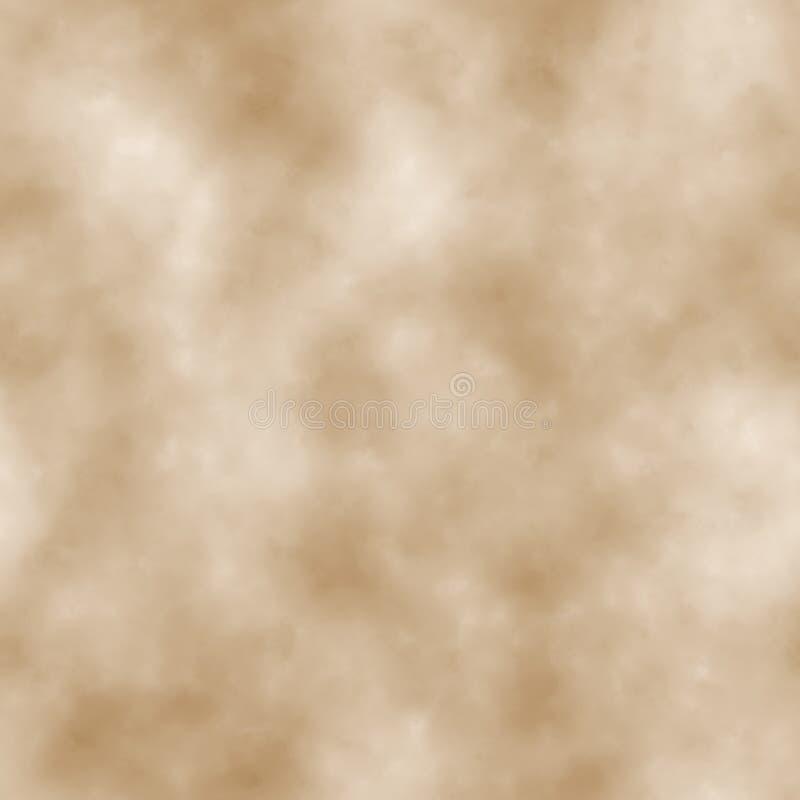 Papel de pergamino stock de ilustración