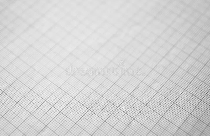 Papel de representación gráfica gráficamente negro para foto de archivo libre de regalías