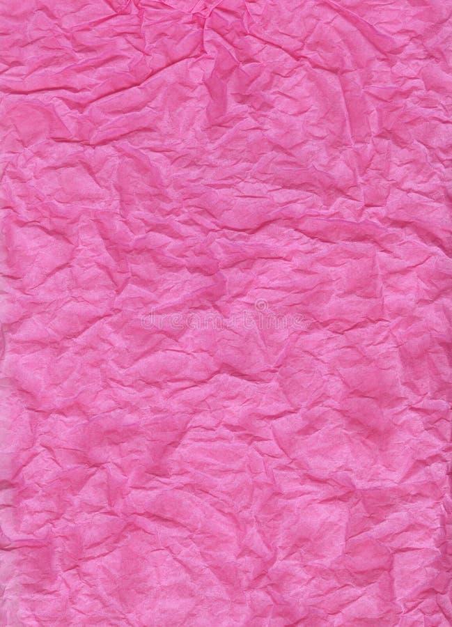 Papel de tecido amarrotado imagem de stock royalty free
