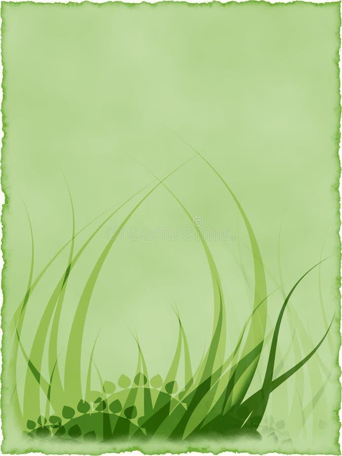 Papel decorativo 2 de Grunge ilustração stock