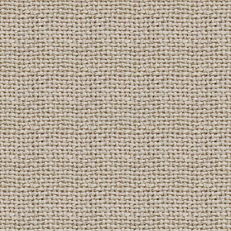 Papel digital de la textura de la arpillera - tileable, modelo inconsútil imágenes de archivo libres de regalías