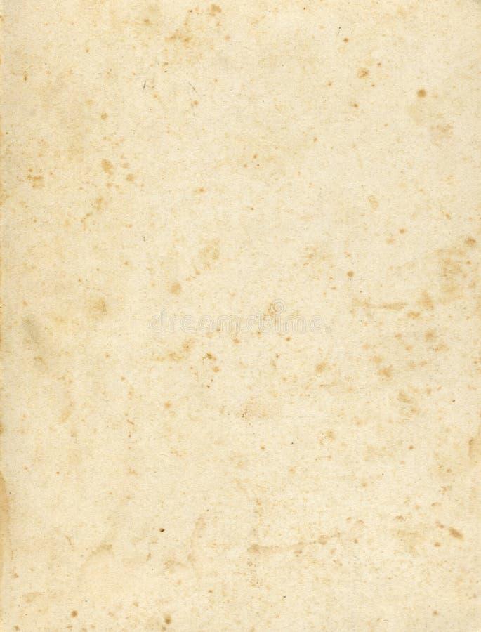 Papel do vintage foto de stock