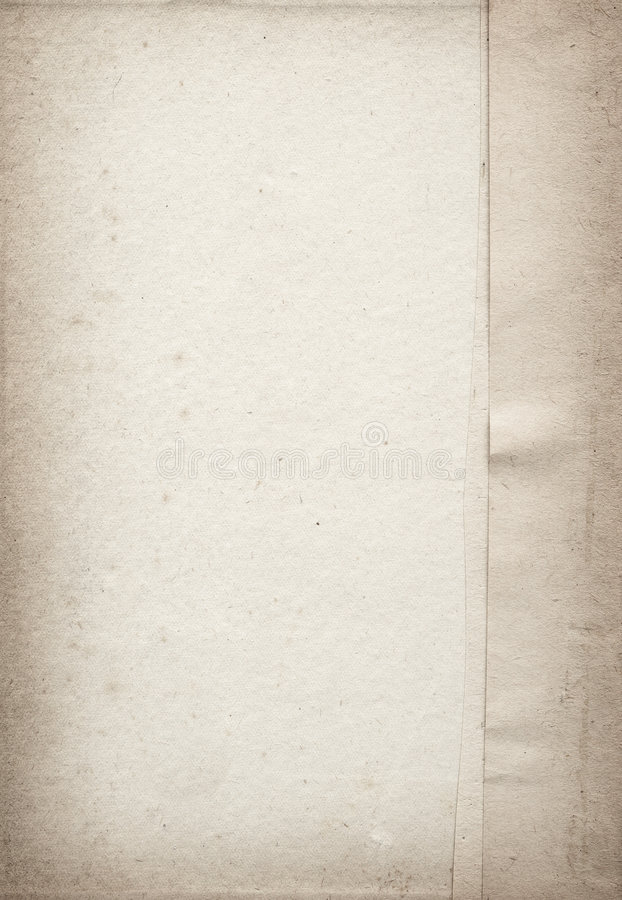 Papel en tonos de la sepia fotos de archivo libres de regalías