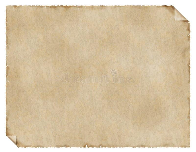 Papel envejecido fotografía de archivo libre de regalías