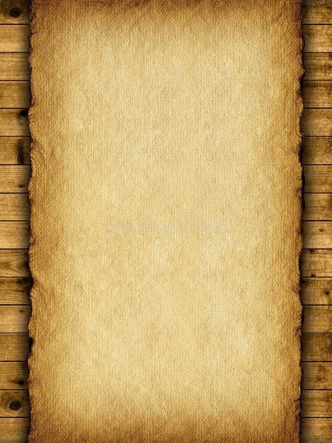 Download Papel Feito A Mão Ou Folha Da Lona Imagem de Stock - Imagem de cópia, blank: 29833155