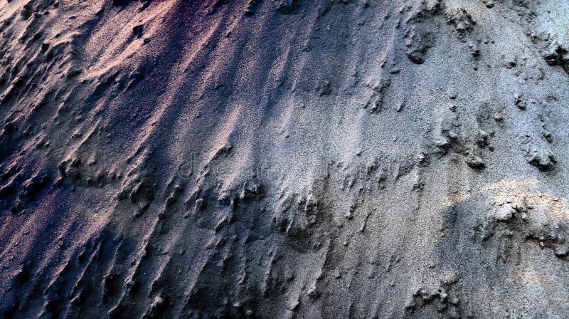 Papel pintado colorido del fondo de la textura de los efectos de la mezcla del cemento abstracto del grunge fotografía de archivo