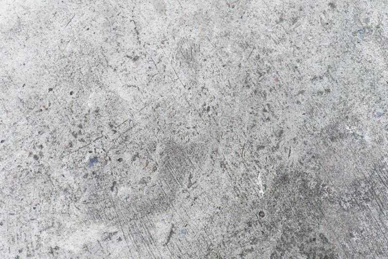 Papel pintado concreto viejo con la superficie áspera imagenes de archivo