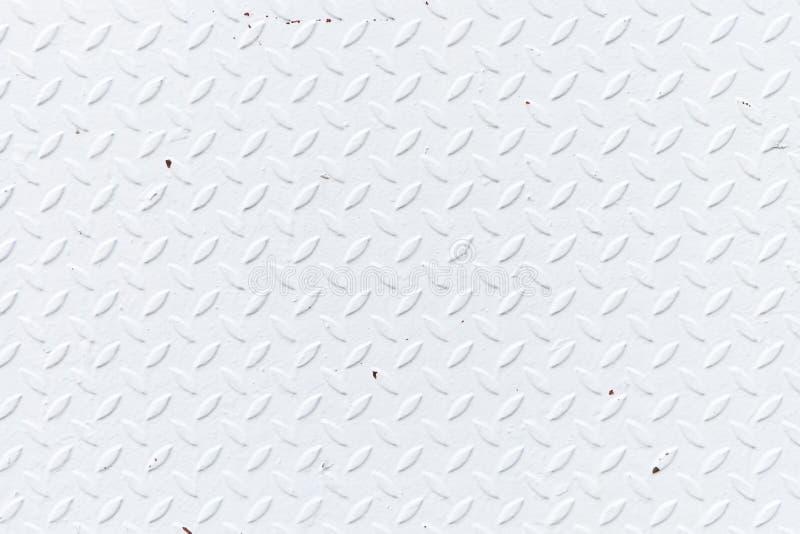 Papel pintado de acero blanco imágenes de archivo libres de regalías