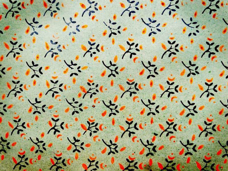 Papel pintado de la flor imagenes de archivo