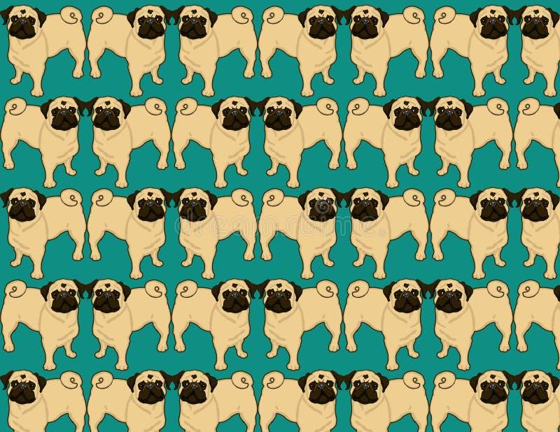 Download Papel Pintado Del Barro Amasado Stock de ilustración - Ilustración de perro, ilustración: 7284945