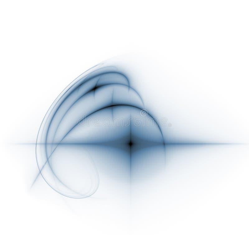 Papel pintado del fractal libre illustration