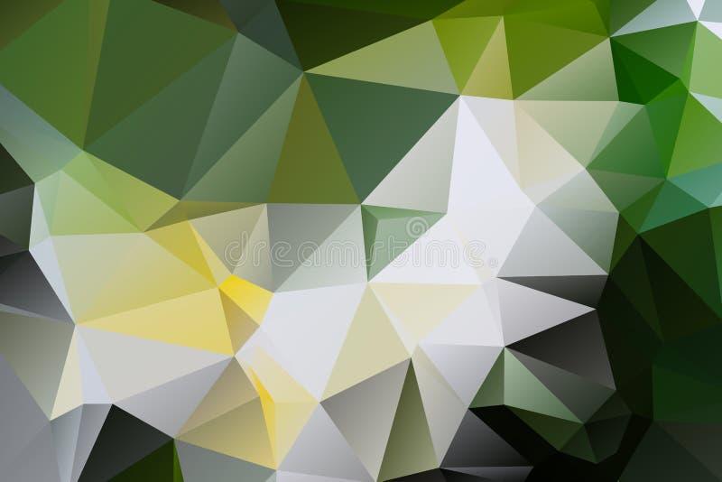 Papel pintado del triángulo foto de archivo