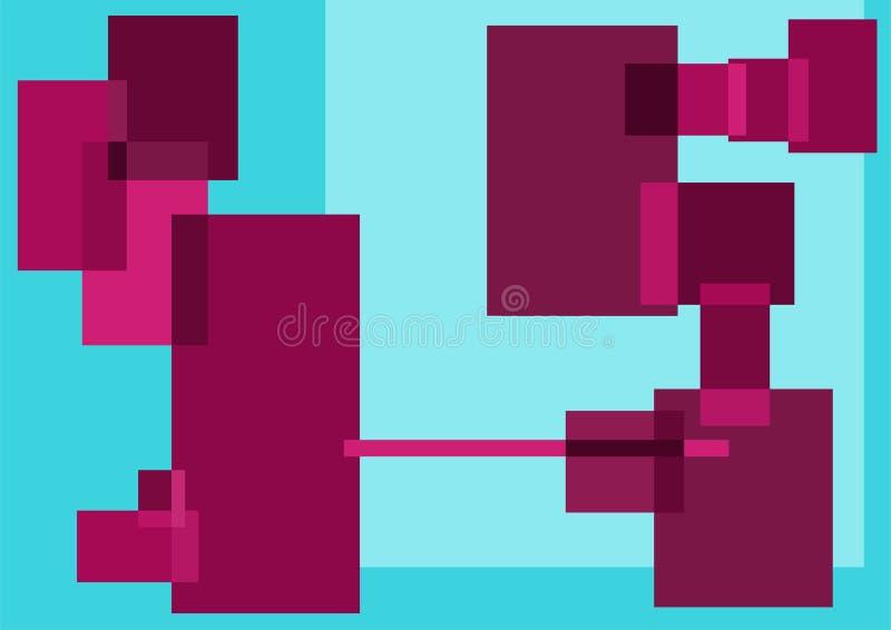 Papel pintado del vector fotografía de archivo libre de regalías