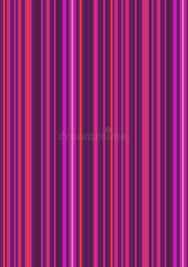 Papel pintado pelado vector imagen de archivo libre de regalías