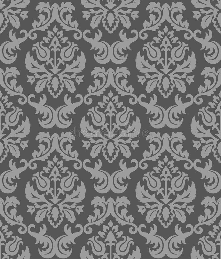 Download Papel pintado gray2 ilustración del vector. Ilustración de satén - 7281870