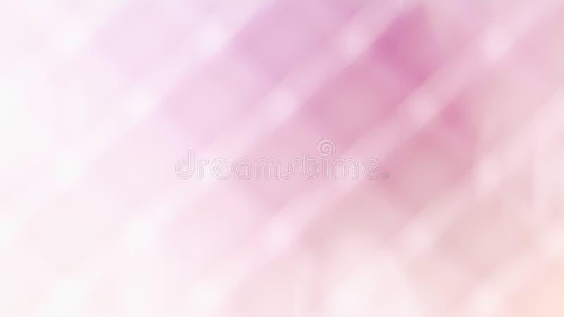 Papel pintado impresionante del extracto de la falta de definición ilustración del vector