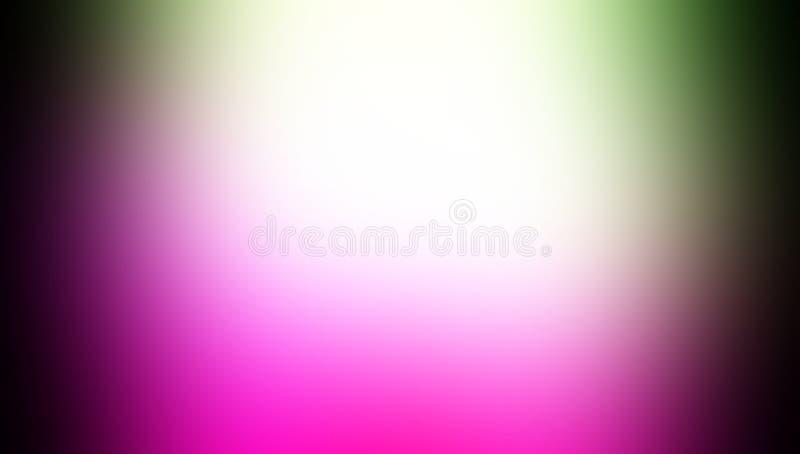 Papel pintado sombreado abstracto del fondo de la falta de definición multicolora, ejemplo del vector stock de ilustración