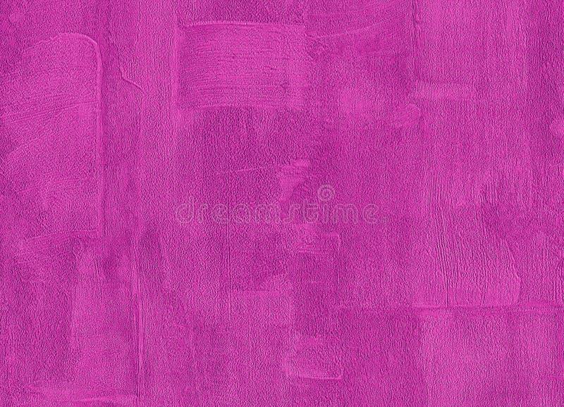Papel pintado textured color de rosa. foto de archivo libre de regalías