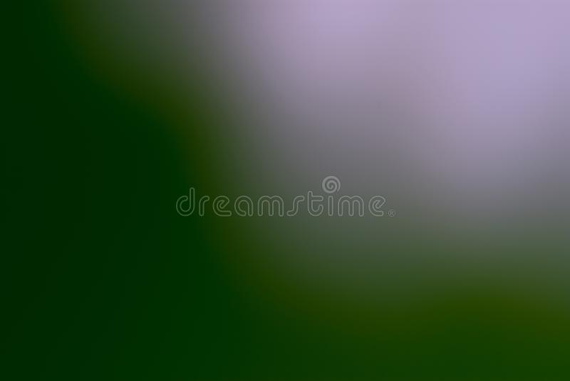Papel pintado verde, negro y purpúreo claro/fondo lisos y borrosos imagen de archivo