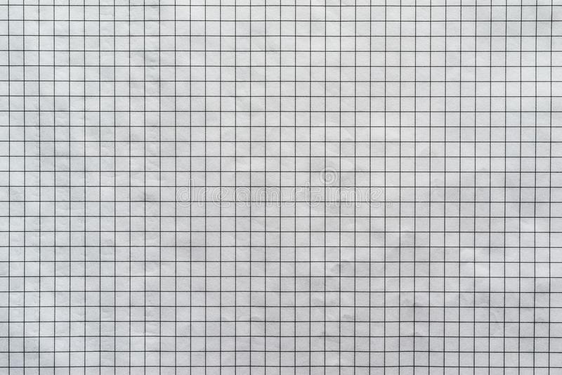 Papel Quadriculado Da Textura Ou Material E Tela Da Cor Marrom