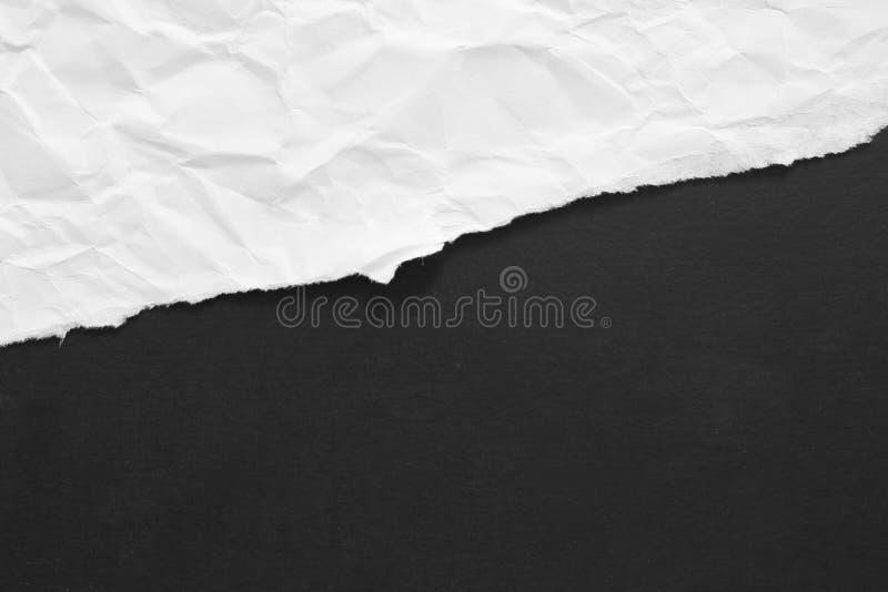 Papel rasgado del rasgón imagen de archivo libre de regalías