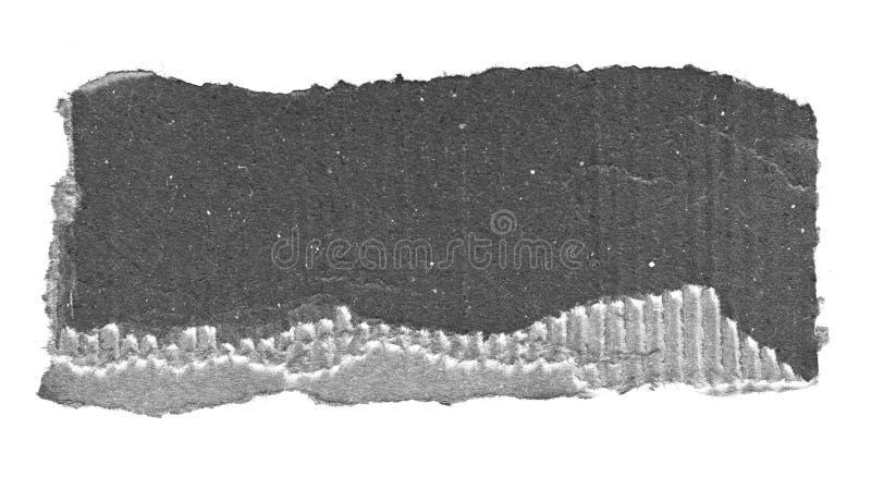 Papel rasgado del rasgón imagenes de archivo